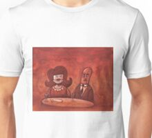 Boy-Tron and Robogirl 3000 in Love Unisex T-Shirt