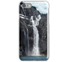 i Alaskan Falls iPhone Case/Skin