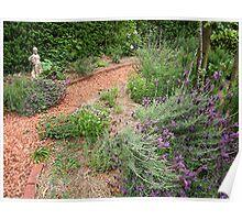 The Herb Garden Poster