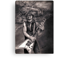 Randy Rhodes Canvas Print