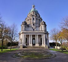 The Ashton Memorial, Lancaster by Dave Lawrance