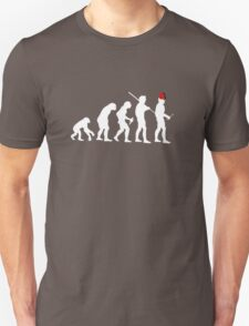 Evolution of the Time Lord T-Shirt