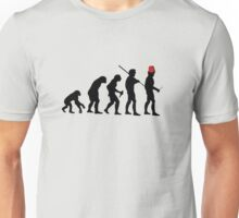 Evolution of the Time Lord - Light Colors Unisex T-Shirt