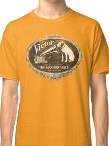 His Master's Voice Classic T-Shirt