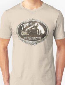 His Master's Voice Unisex T-Shirt