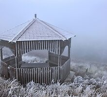 No shelter from the cold by Hercules Milas