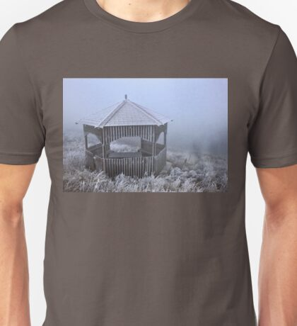 No shelter from the cold Unisex T-Shirt