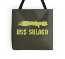 USCM Colonial Marines USS Sulaco  Tote Bag