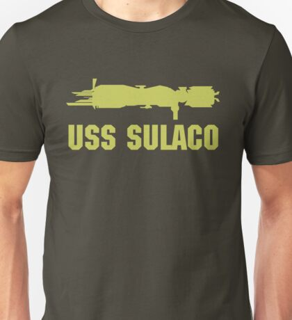 USCM Colonial Marines USS Sulaco  Unisex T-Shirt