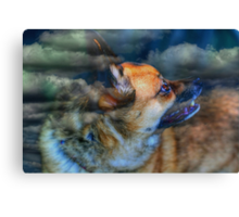 Heaven Bound!!! Canvas Print