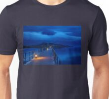 The sound of silence at Prespes lakes Unisex T-Shirt