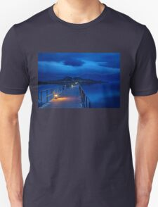 The sound of silence at Prespes lakes T-Shirt
