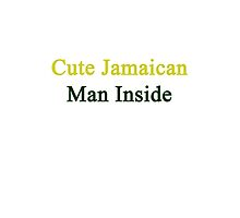 Cute Jamaican Man Inside  by supernova23