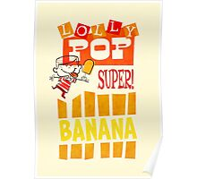 Lolly pop Super! Poster