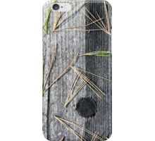 Bridge Plank iPhone case iPhone Case/Skin