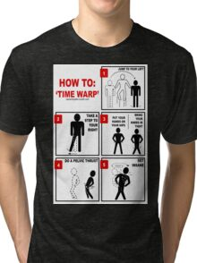 Rocky Horror Picture Show Time Warp Tri-blend T-Shirt