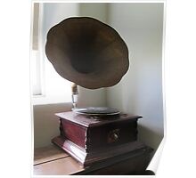 His Master's Voice Poster