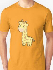 Kawaii Giraffe Unisex T-Shirt
