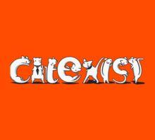Cat-Exist | Coexist Kids Tee