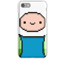 8-bit Finn the Human iPhone Case/Skin