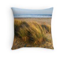Anglesea Coastline Throw Pillow