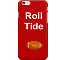 Roll Tide Football iPhone Case/Skin