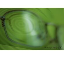 Spinner Vision © Vicki Ferrari Photography Photographic Print