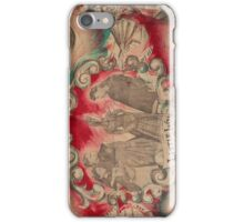 Little Women Scarf iPhone Case/Skin