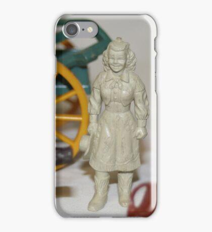 Dale Evans iPhone Case/Skin