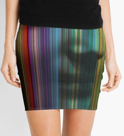 Unknown Haunted Woman Mini Skirt