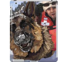 Search and Rescue iPad Case/Skin