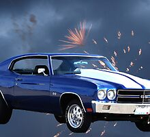 1972 Chevelle SS - Ultimate Musclecar by barnsis
