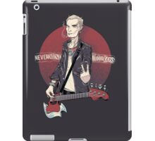 Nevermind the Blood Loss iPad Case/Skin