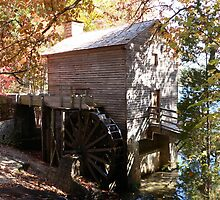 Grist Mill  by kevint