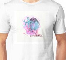 good morning bird Unisex T-Shirt