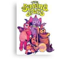 The Banana Splits Canvas Print