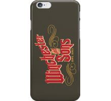 Winchester & Sons iPhone Case/Skin