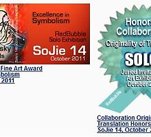 Sojie 14 Awards (The Symbolic Pride) by Eddy Aigbe