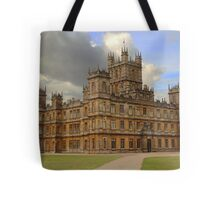 Downton Abbey Tote Bag
