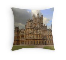 Downton Abbey Throw Pillow