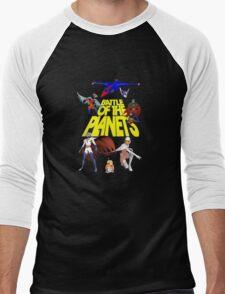 Battle of the Planets Men's Baseball ¾ T-Shirt