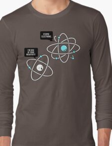Negative Atom Long Sleeve T-Shirt
