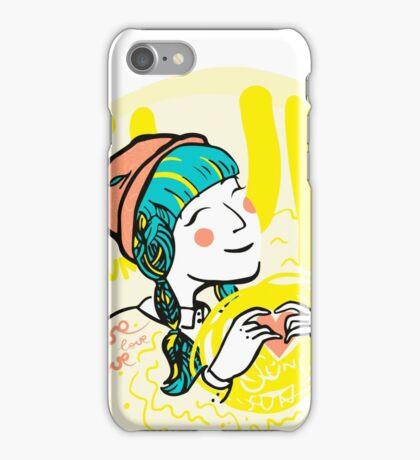 fun-love-sun iPhone Case/Skin