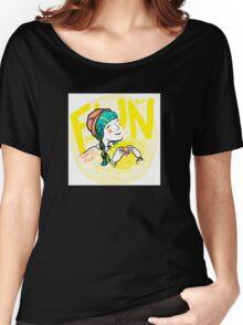 fun-love-sun Women's Relaxed Fit T-Shirt