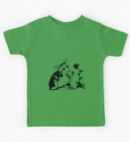 I love you so much..... Kids Tee