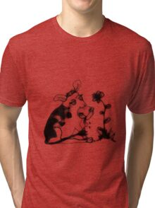 I love you so much..... Tri-blend T-Shirt