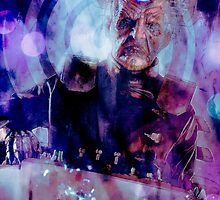 Davros by David Atkinson