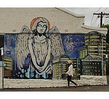 Angel of Wellington St. Photographic Print