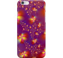 Yellow and Orange Flutterbyes iPhone Case/Skin