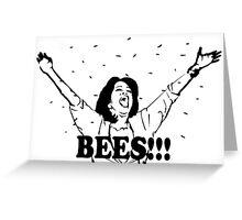 Oprah Bees Giveaway Greeting Card